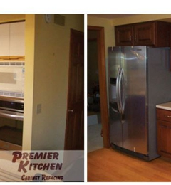 Premier Kitchen Cabinet Refacing Inc 655 Getman Rd Alden Ny 14004