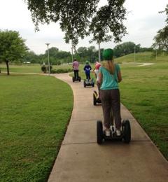 Segcity Austin - Austin, TX. Segwaying around!