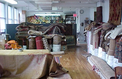 EDWARD BARSAMIAN ORIENTAL RUGS - New York, NY