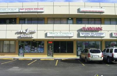 Mac's Comics & Collectibles INC - Miami, FL