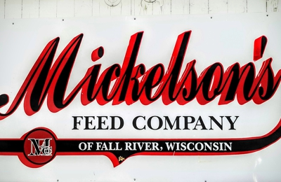 Mickelson Feed Co - Fall River, WI. Mickelson Feed Company Fall River, Wisconsin