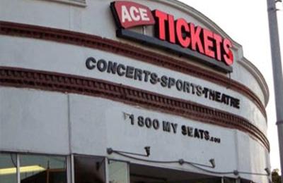 Ace Ticket - Brookline, MA