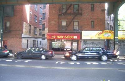 Lucky Hair Salon 5207 Roosevelt Ave Woodside NY 11377
