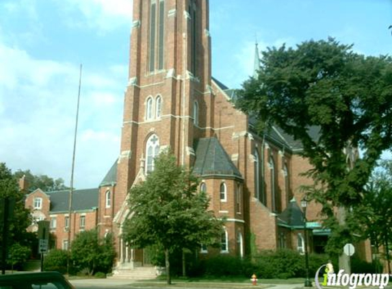 Saint Nicholas Roman Catholic Church - Evanston, IL