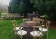 ColdIron Event Rentals - Cincinnati, OH. Vineyard Collection