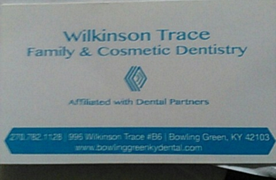 Wilkinson Trace Family - Bowling Green, KY. Dr. Tim Knecht