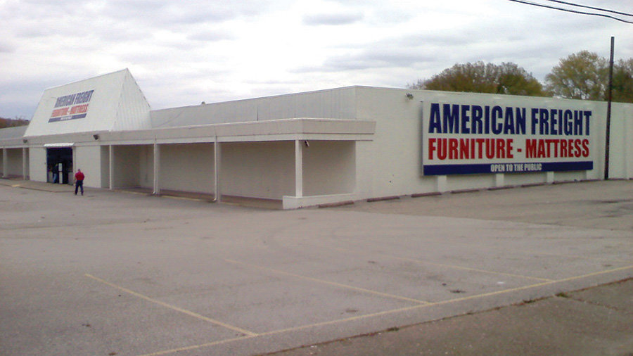 American Freight Furniture And Mattress 6330 Maccorkle Ave Saint Albans Wv 25177 Yp