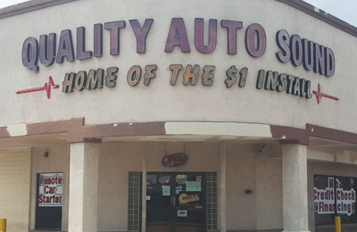 Quality Auto Sound Home of the One Dollar Install - Lakewood, CO