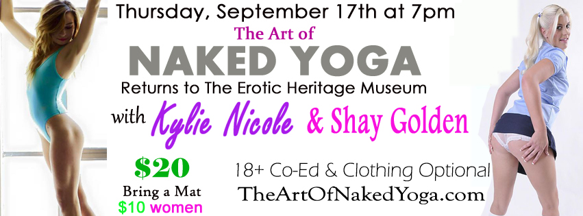 The Art of Naked Yoga 3275 Sammy Davis Jr Dr, Las Vegas