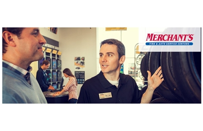 Merchant's Tire and Auto Service Center - Silver Spring, MD