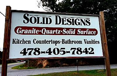 Solid Designs Inc   Macon, GA