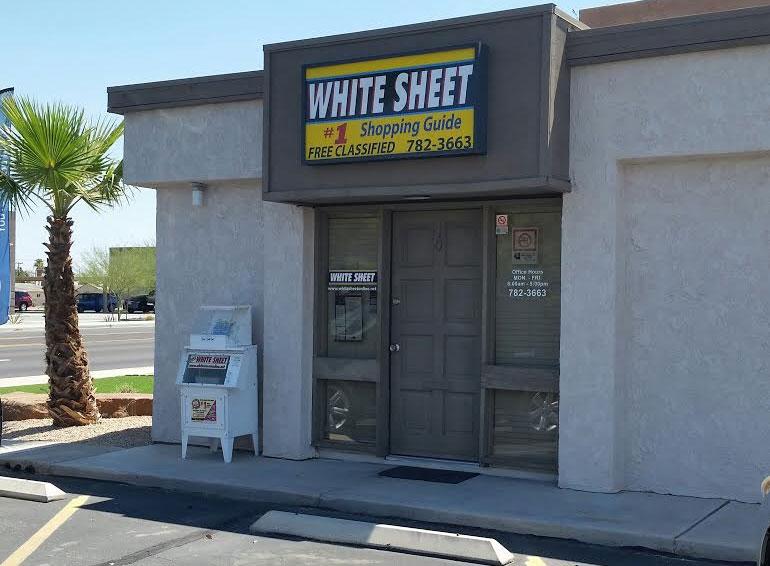 White Sheet 1355 W 16th St Yuma Az 85364 Yp Com