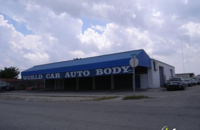 World Car Auto Body Specialists - Hollywood, FL
