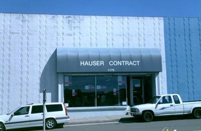 Hauser S Contract 1175 W Morena Blvd San Diego Ca 92110