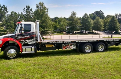 Barbours Towing - Raleigh, NC