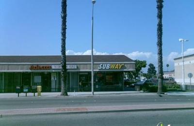 Subway - Anaheim, CA
