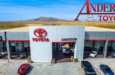 Anderson Toyota 6510 Showplace Ave Lake Havasu City Az 86404 Yp Com