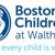 Boston Children's at Waltham