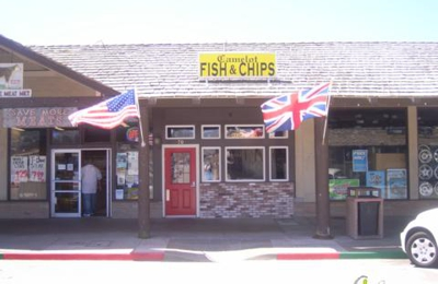 Camelot Fish & Chips - Pacifica, CA