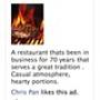 Zentner's Daughter Steak House