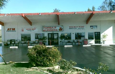 Zorba's Burgers - Jurupa Valley, CA