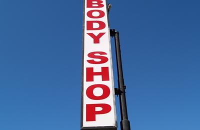 Big Guy Auto Body - San Fernando, CA