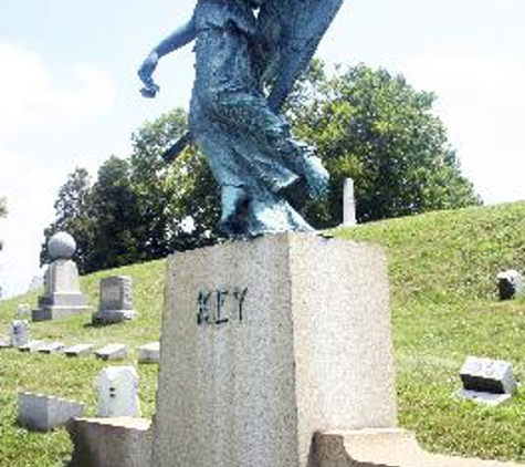 New Cathedral Cemetery - Baltimore, MD