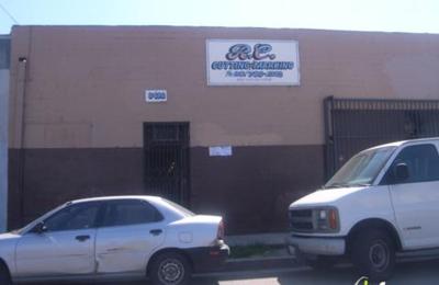 RC Cutting & Marking - Los Angeles, CA