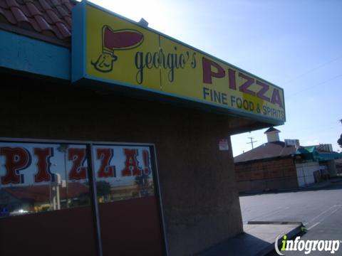 Georgio's Pizza, Sun Valley CA