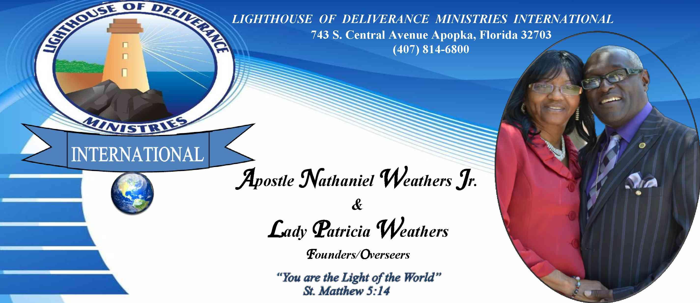 Lighthouse of Deliverance 743 S Central Ave, Apopka, FL