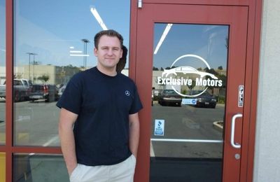 Exclusive Motors - Rocklin, CA
