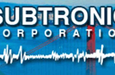 Subtronic Corporation - Martinez, CA