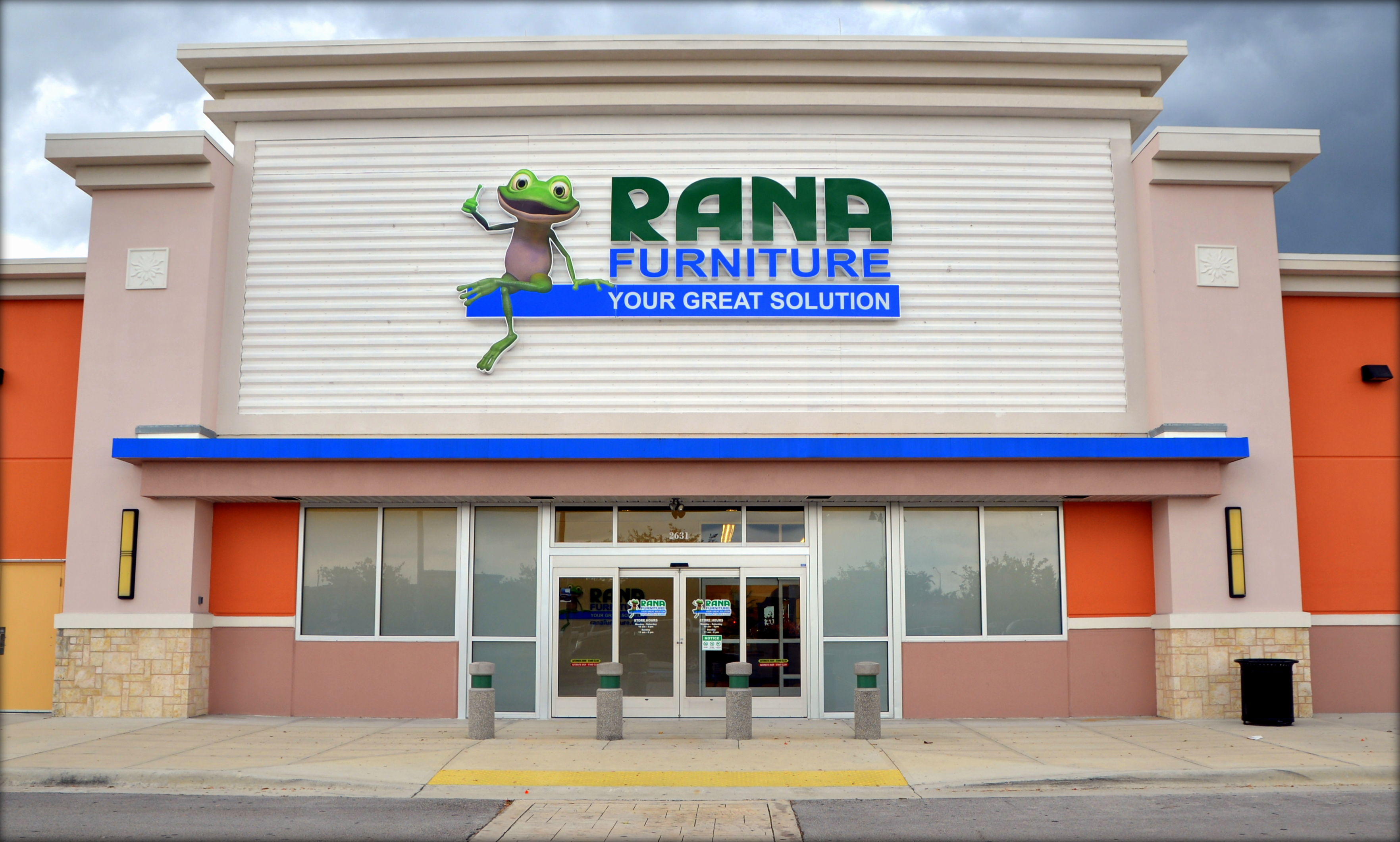 Rana furniture homestead 2631 ne 10th ct homestead fl for Furniture upholstery homestead fl