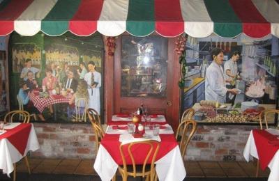 Ristorante Italiano - Santa Cruz, CA