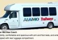 Alamo Trailways Bus Charters & Sightseeing - San Antonio, TX