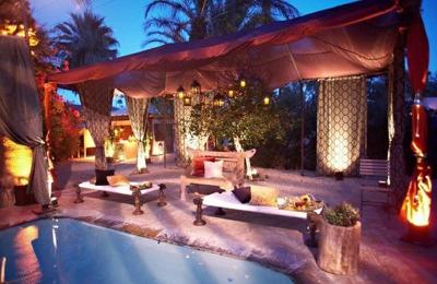 Korakia Pensione - Palm Springs, CA