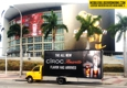 Mobile Billboard Miami - Miami, FL