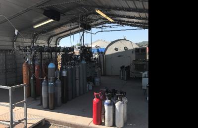 Ukiah Oxygen Company - Ukiah, CA