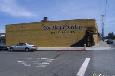 The Hanky Panky