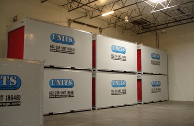 Units Mobile Storage of Phoenix, AZ - Mesa, AZ. Secure Climate controlled storage