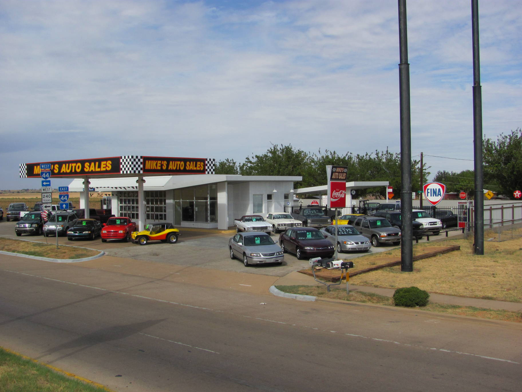 Mike Auto Sales >> Mike S Auto Sales 929 S Red River Expy Burkburnett Tx