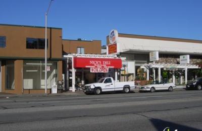 Nick's Deli - San Mateo, CA