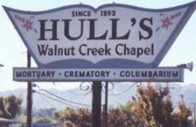 Hull's Walnut Creek Chapel - Walnut Creek, CA