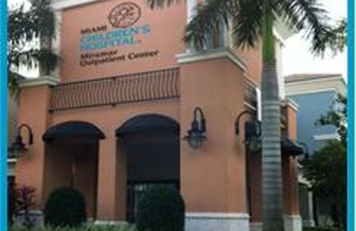 Miami Children's Hospital Miramar Outpatient Center - Miramar, FL
