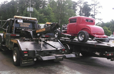 B&T Towing - Colonial Heights, VA