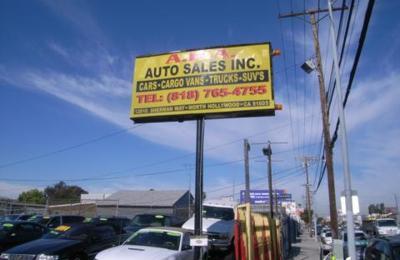 A.B.A. Auto Sales - North Hollywood, CA