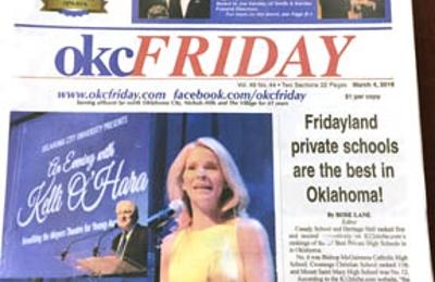 Friday Newspaper - Oklahoma City, OK