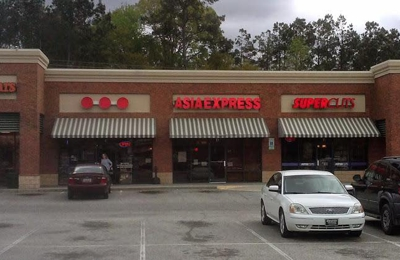 Asia Express - Goose Creek, SC
