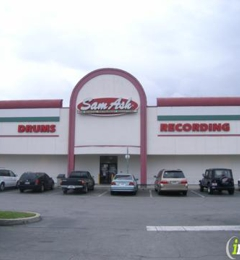 Sam Ash Music - Orlando, FL