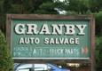Granby Auto Salvage - Granby, MA